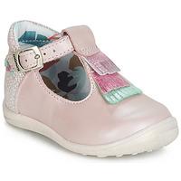 鞋子 女孩 平底鞋 Catimini BIMA 玫瑰色