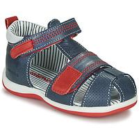 鞋子 男孩 凉鞋 Catimini BALIMO 海蓝色