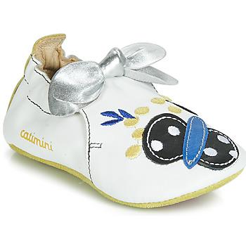 鞋子 女孩 拖鞋 Catimini CATIVA 白色