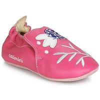鞋子 女孩 拖鞋 Catimini CASSIA 玫瑰色