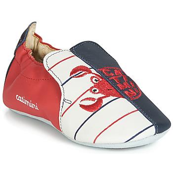 鞋子 男孩 拖鞋 Catimini CALURA 海蓝色 / 红色