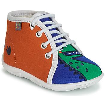 鞋子 男孩 拖鞋 GBB MARCCO 橙色 / 蓝色