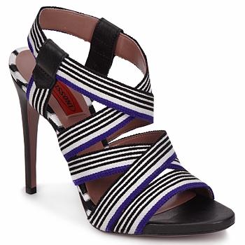 鞋子 女士 凉鞋 Missoni RM19 蓝色 / 白色