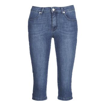 衣服 女士 七分裤 Yurban JATARA 蓝色 / Edium
