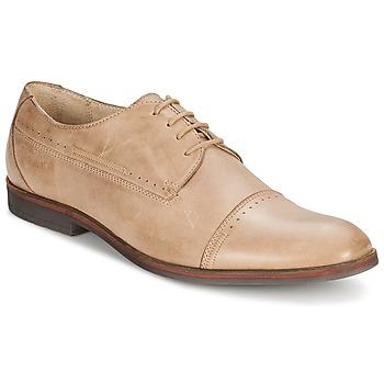鞋子 男士 德比 Carlington 卡尔顿 PURP 米色