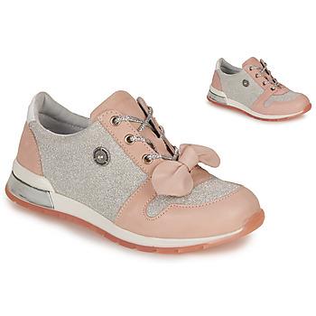鞋子 女孩 球鞋基本款 Catimini BANJO 玫瑰色