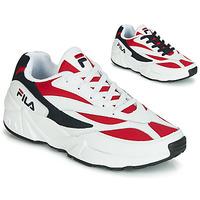 鞋子 男士 球鞋基本款 Fila VENOM LOW 白色 / 紅色