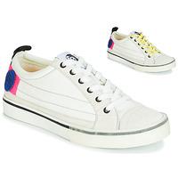 鞋子 女士 球鞋基本款 Diesel 迪賽爾 D-VELOWS LOW PATCH W 白色