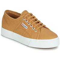 鞋子 女士 球鞋基本款 Superga 2730 COTU 米色