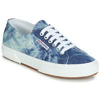 鞋子 球鞋基本款 Superga 2750 TIE DYE DENIM 蓝色