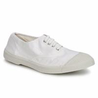鞋子 女士 球鞋基本款 Bensimon TENNIS LACET 白色