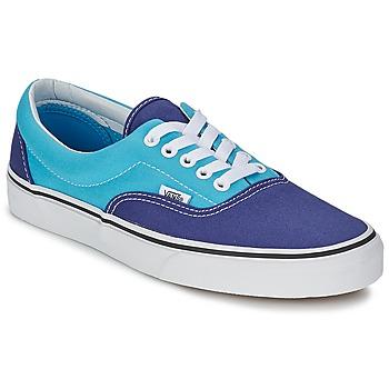 鞋子 女士 球鞋基本款 Vans 范斯 ERA 蓝色