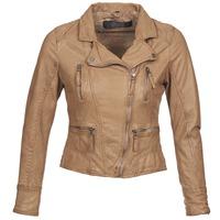 衣服 女士 皮夾克/ 人造皮革夾克 Oakwood CAMERA 棕色