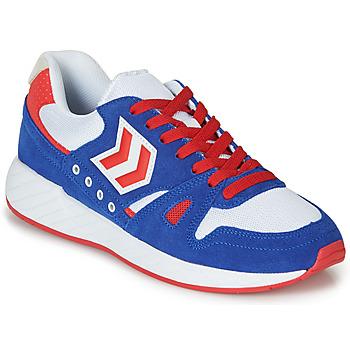 鞋子 球鞋基本款 Hummel LEGEND MARATHONA 蓝色 / 红色 / 白色