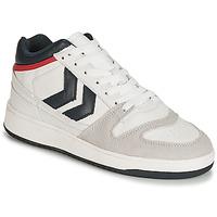 鞋子 球鞋基本款 Hummel MINNEAPOLIS 白色