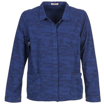 衣服 女士 外套/薄款西服 Lee CAMO 蓝色