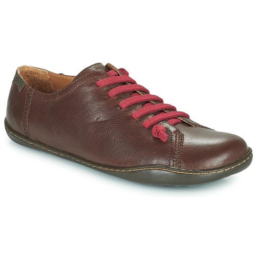 鞋子 女士 德比 Camper 看步 PEU CAMI 棕色