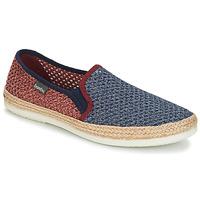 鞋子 男士 帆布便鞋 Bamba By Victoria ANDRE ELASTICOS REJILLA BICO 蓝色 / 红色