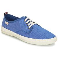 鞋子 男士 帆布便鞋 Bamba By Victoria ANDRE LONA/TIRADOR CONTRAS 蓝色