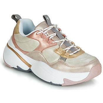 鞋子 女士 球鞋基本款 Victoria 维多利亚 AIRE METALICO NACAR 米色
