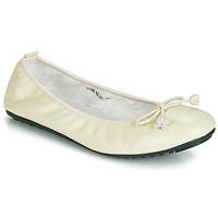 鞋子 女士 平底鞋 Mac Douglas ELIANE 淺米色