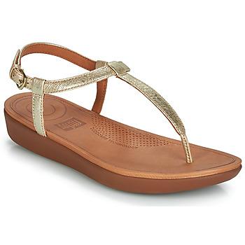 鞋子 女士 凉鞋 FitFlop TIA 金色
