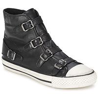 鞋子 女士 高帮鞋 Ash 艾熙 VIRGIN 黑色