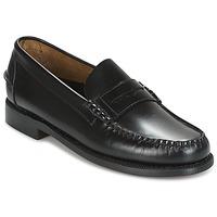 鞋子 男士 皮便鞋 Sebago 仕品高 CLASSIC 黑色