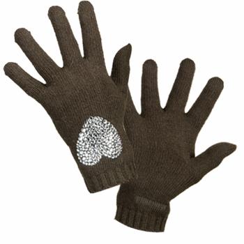纺织配件 女士 手套 Moschino 29849 深绿色