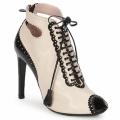 鞋子 女士 短靴 Moschino MA1602A 米色