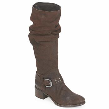鞋子 女士 都市靴 Rew Dream HYGIE 棕色