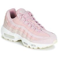 鞋子 女士 球鞋基本款 Nike 耐克 AIR MAX 95 PREMIUM W 玫瑰色
