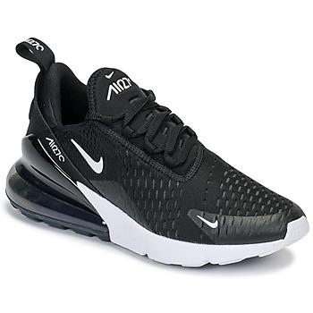 鞋子 女士 球鞋基本款 Nike 耐克 AIR MAX 270 W 黑色 / 白色