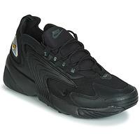 鞋子 男士 球鞋基本款 Nike 耐克 ZOOM 2K 黑色